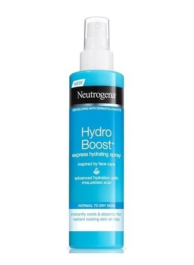 Neutrogena Neutrogena Hydro Boost Ekspress Nemlendirici Sprey 200 Ml Renksiz